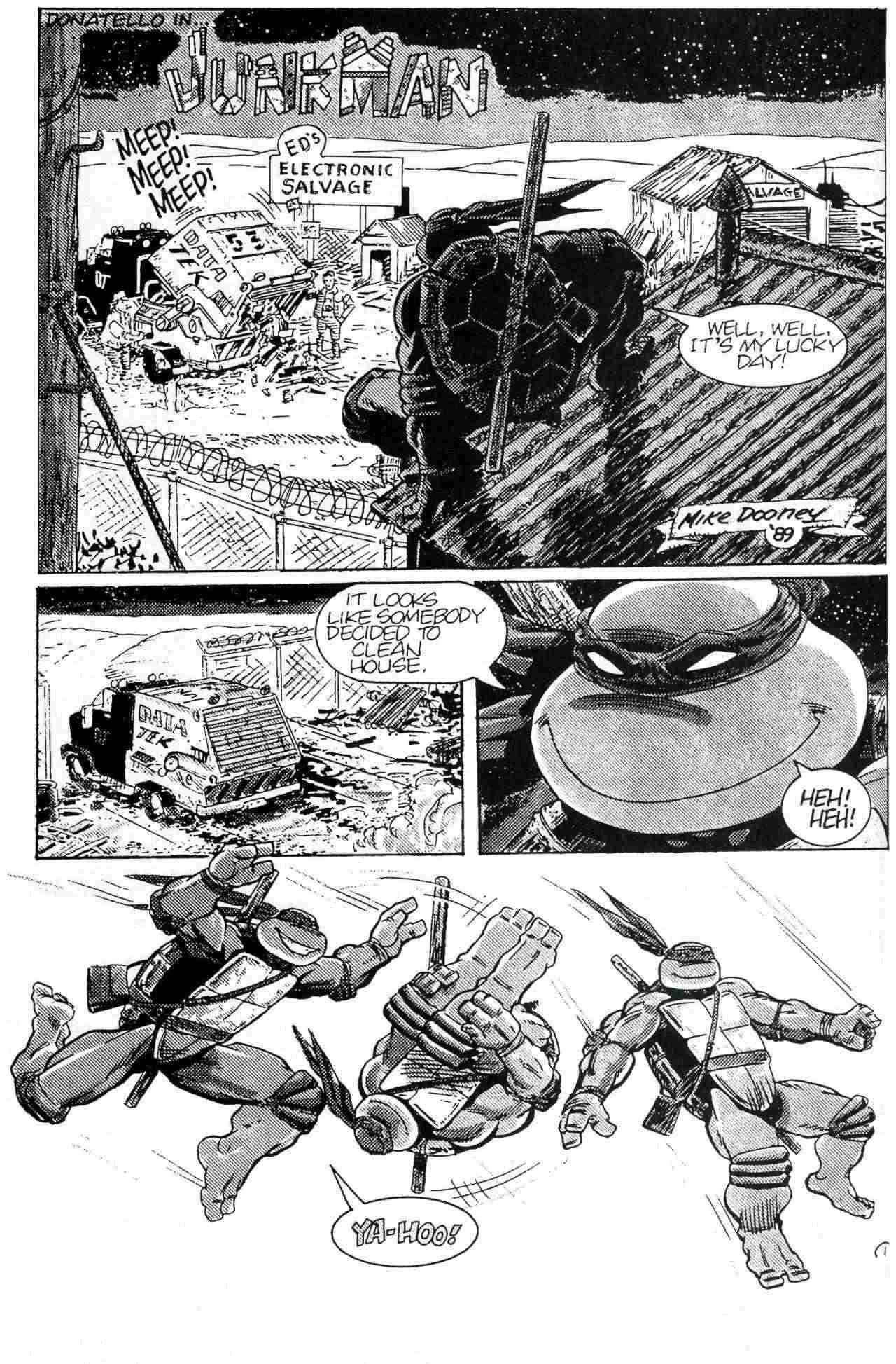 Read online Shell Shock comic -  Issue # Full - 22