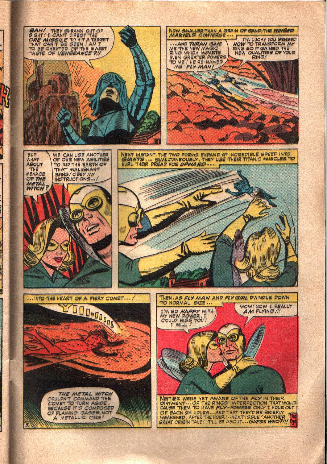The Mighty Crusaders (1965) Issue #7 #7 - English 26