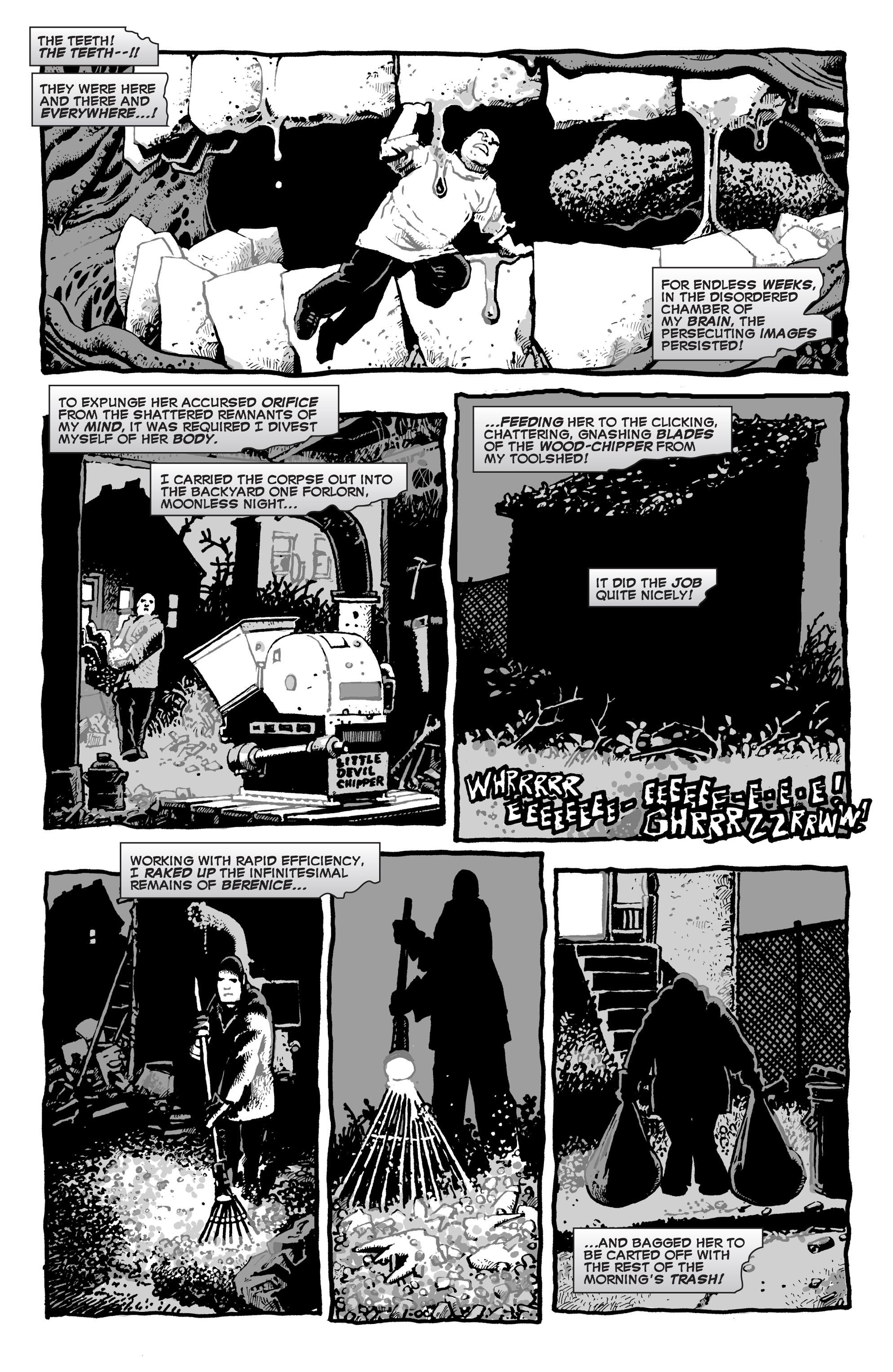 Read online Haunt of Horror: Edgar Allan Poe comic -  Issue #3 - 25