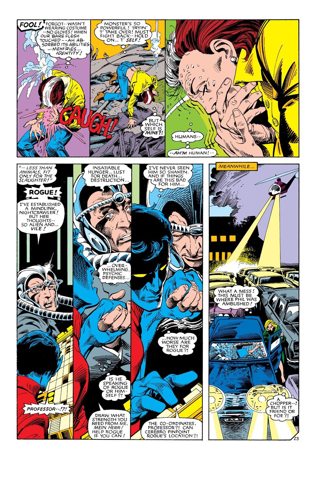 Uncanny X-Men (1963) issue 186 - Page 24