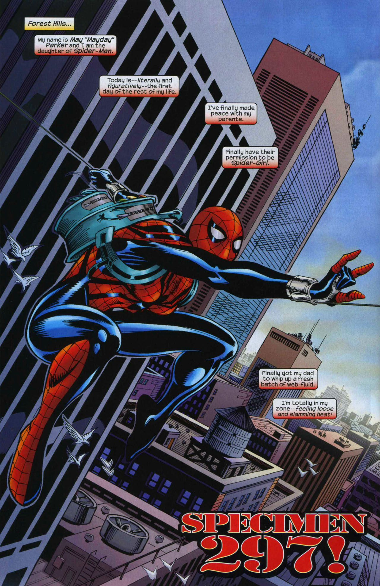 Read online Amazing Spider-Girl comic -  Issue #9 - 5