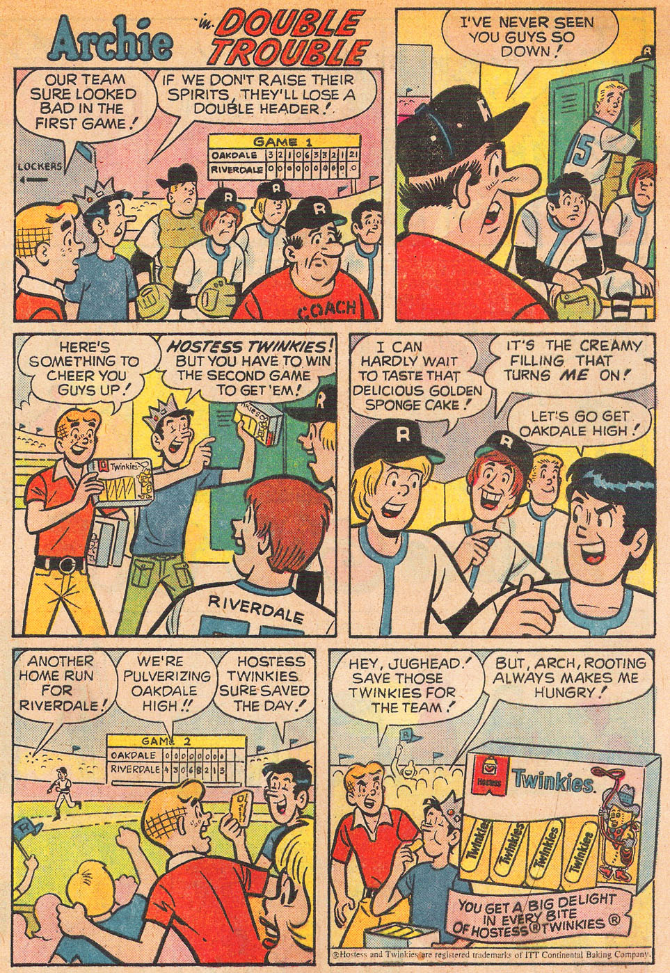 Read online Archie's Girls Betty and Veronica comic -  Issue #239 - 9