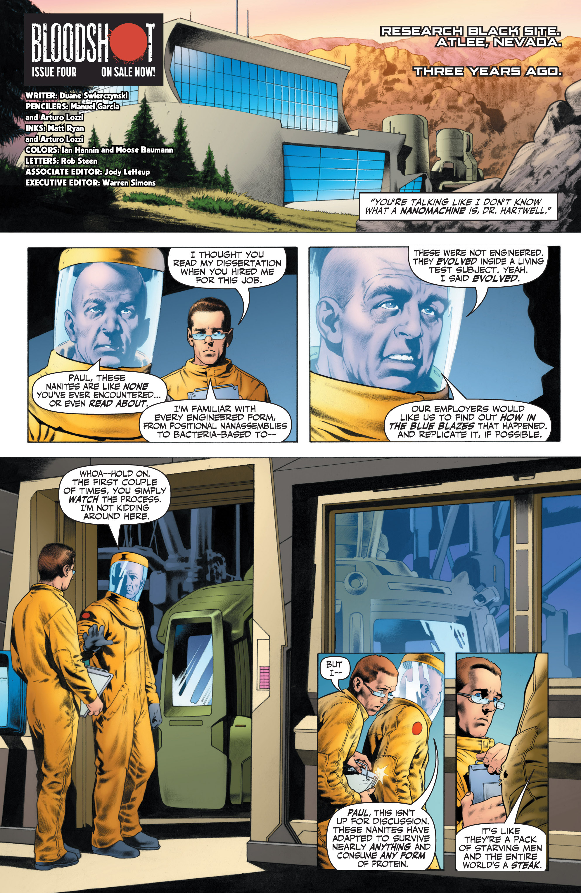 Read online Archer and Armstrong comic -  Issue #3 - 26