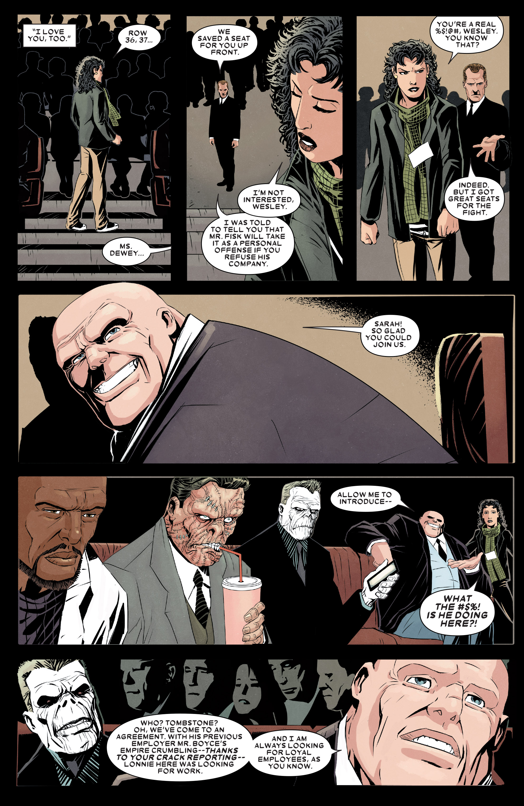 Read online Kingpin (2017) comic -  Issue #5 - 12