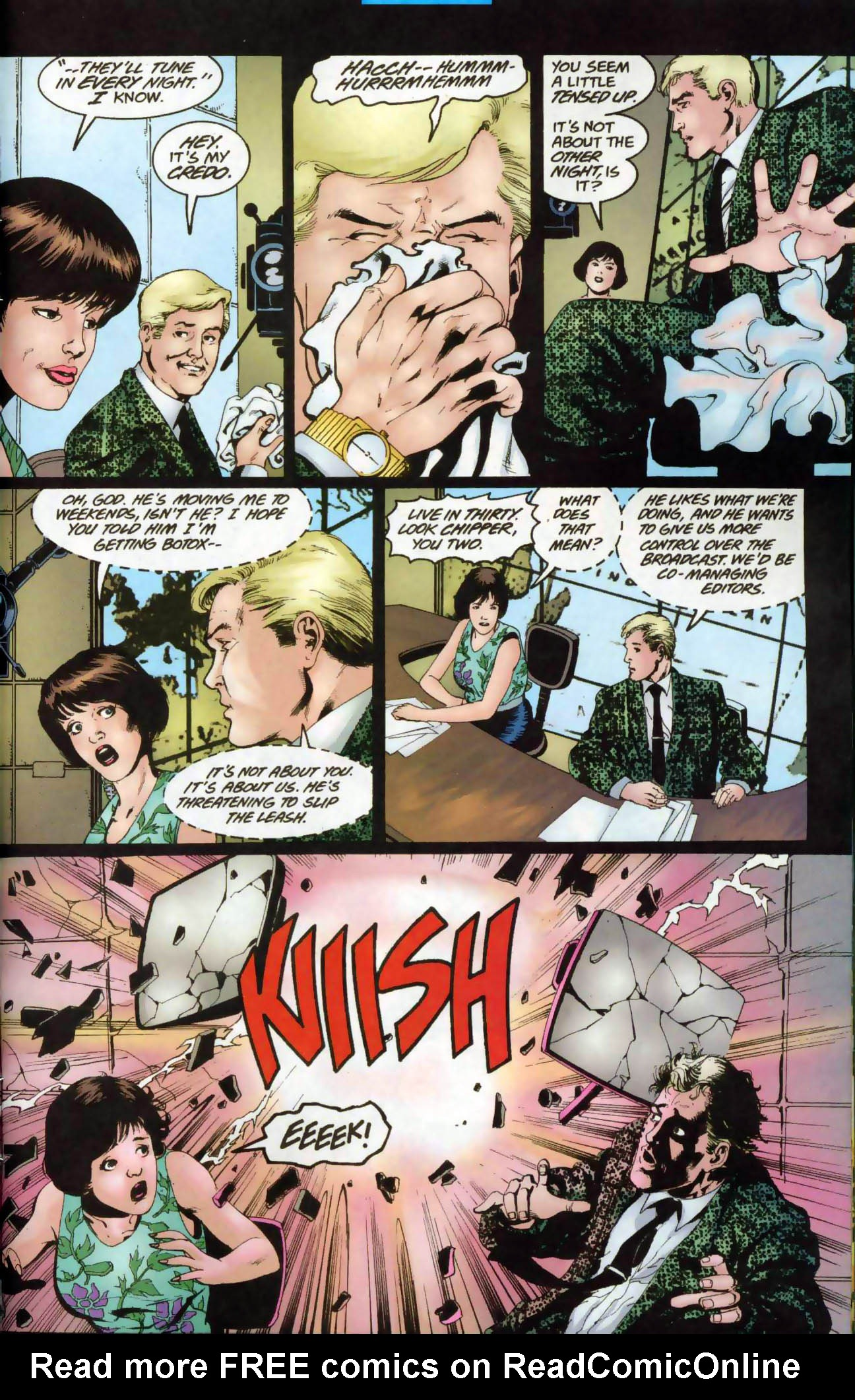Read online The Titans (1999) comic -  Issue #48 - 4