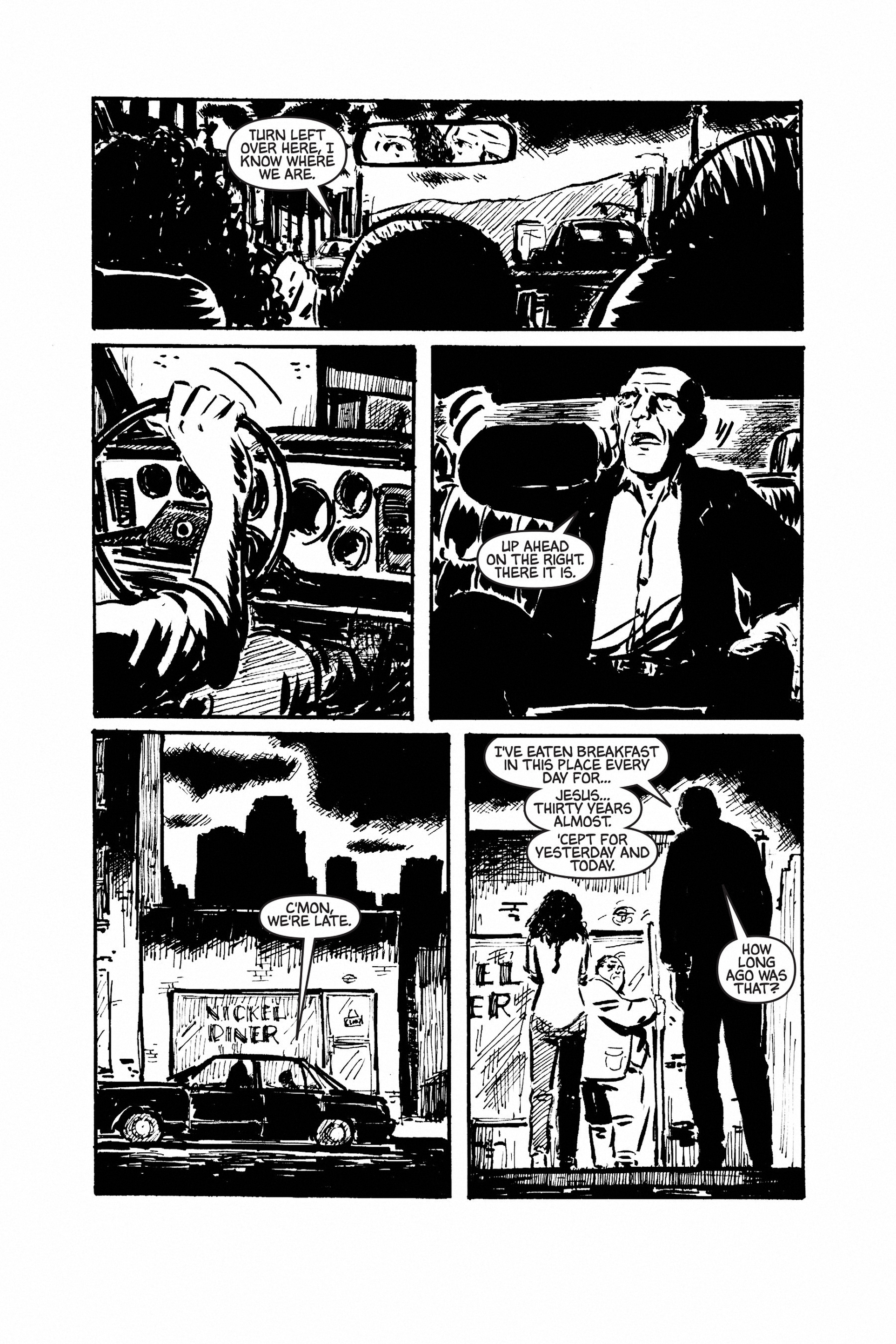 Read online Tumor comic -  Issue # TPB - 183