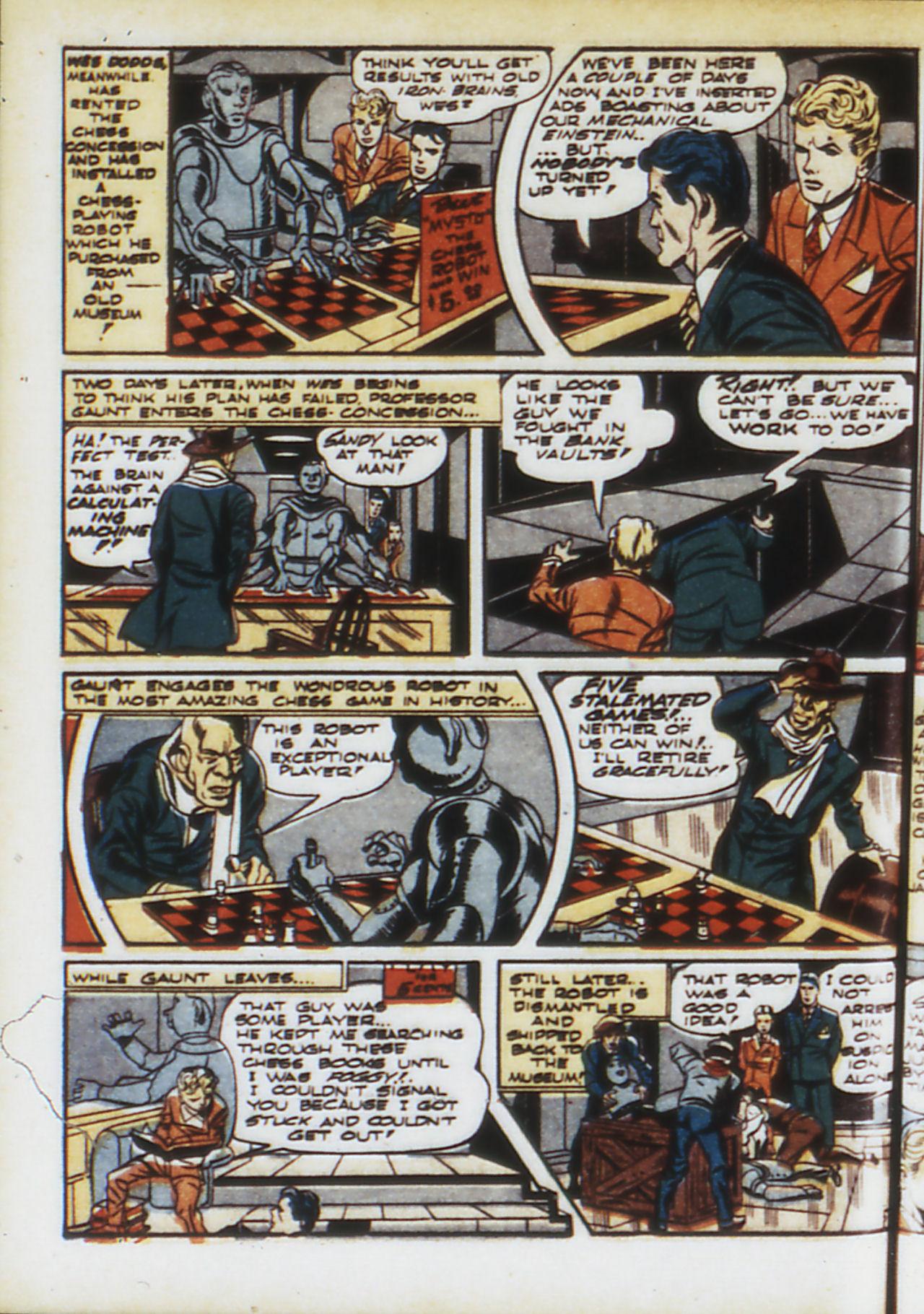 Read online Adventure Comics (1938) comic -  Issue #74 - 63