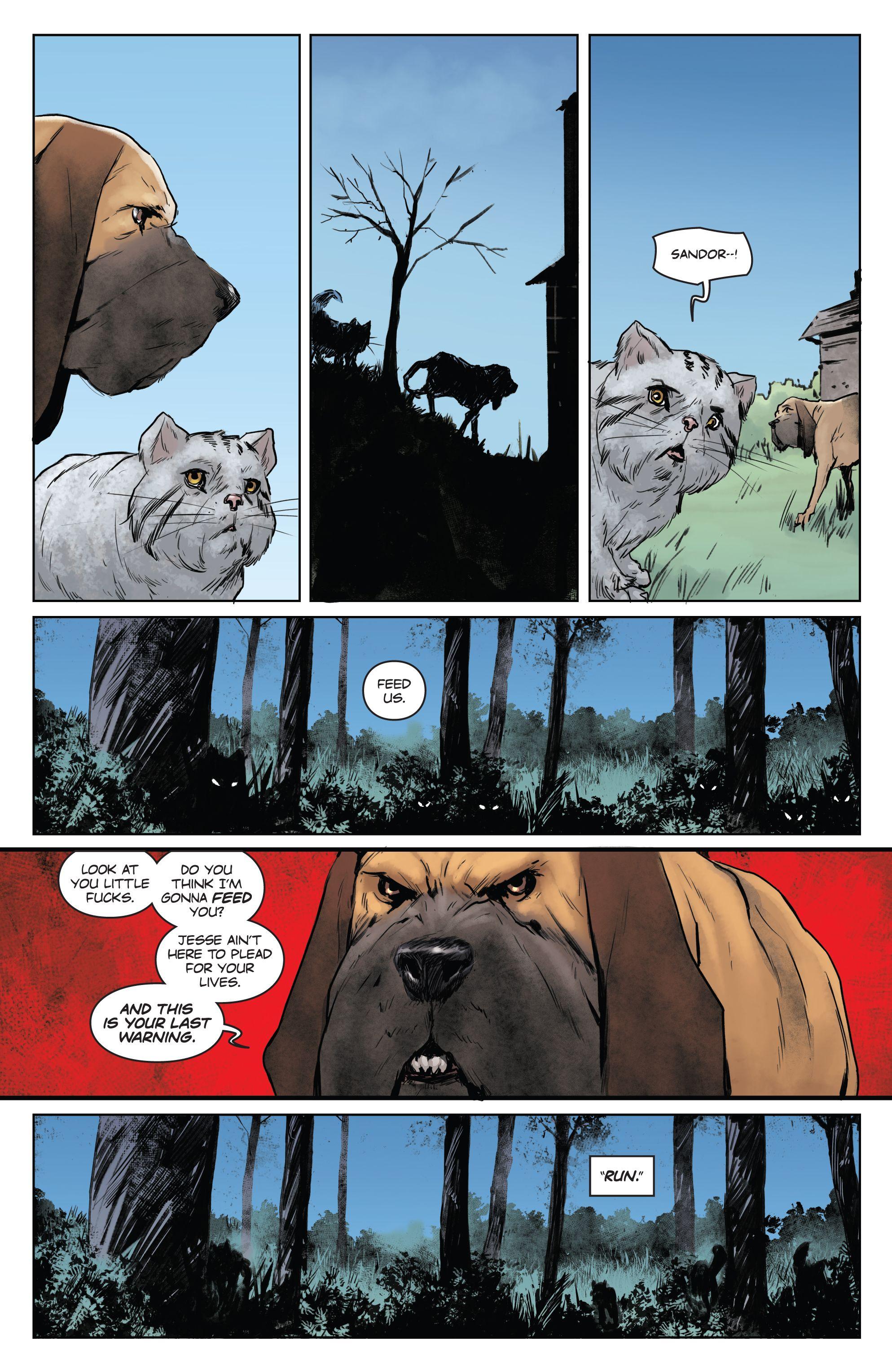Read online Animosity comic -  Issue #7 - 16