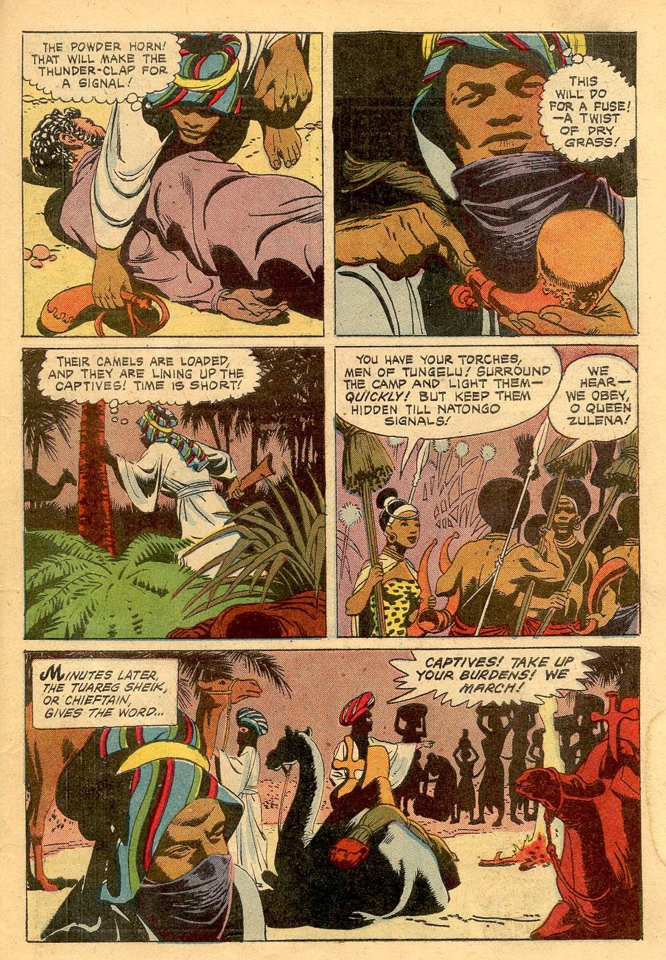 Tarzan (1948) issue 119 - Page 27