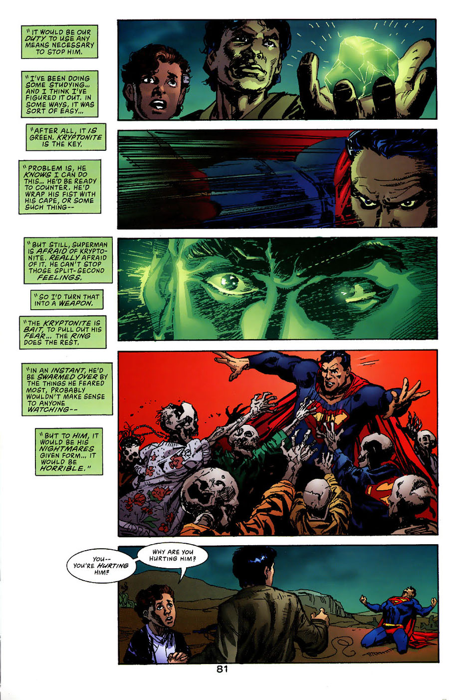 Read online Green Lantern: Legacy: The Last Will and Testament of Hal Jordan comic -  Issue # TPB - 87