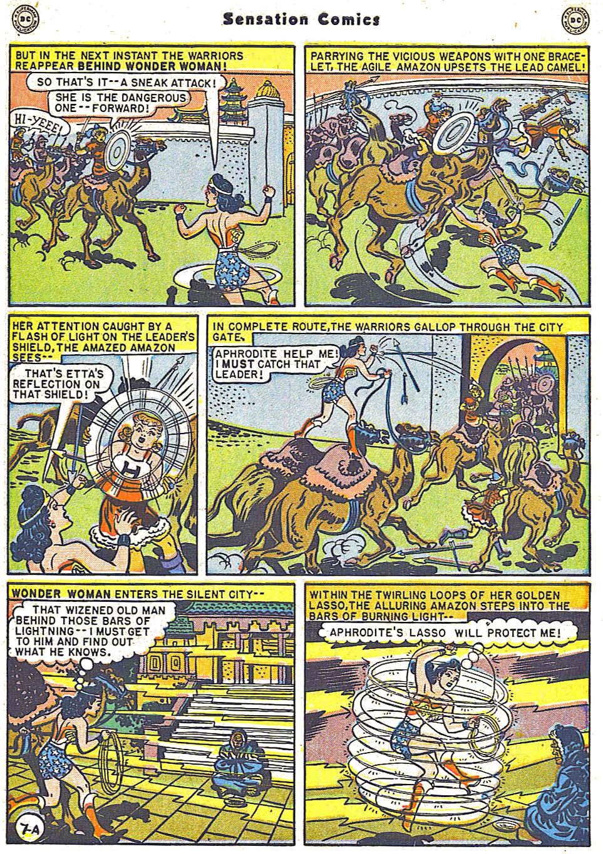 Read online Sensation (Mystery) Comics comic -  Issue #79 - 9