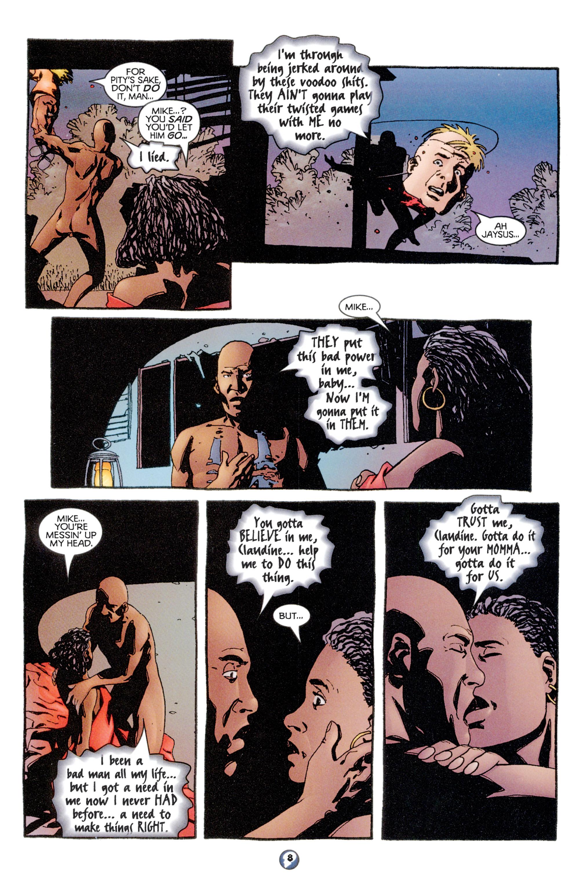 Read online Shadowman (1997) comic -  Issue #8 - 7