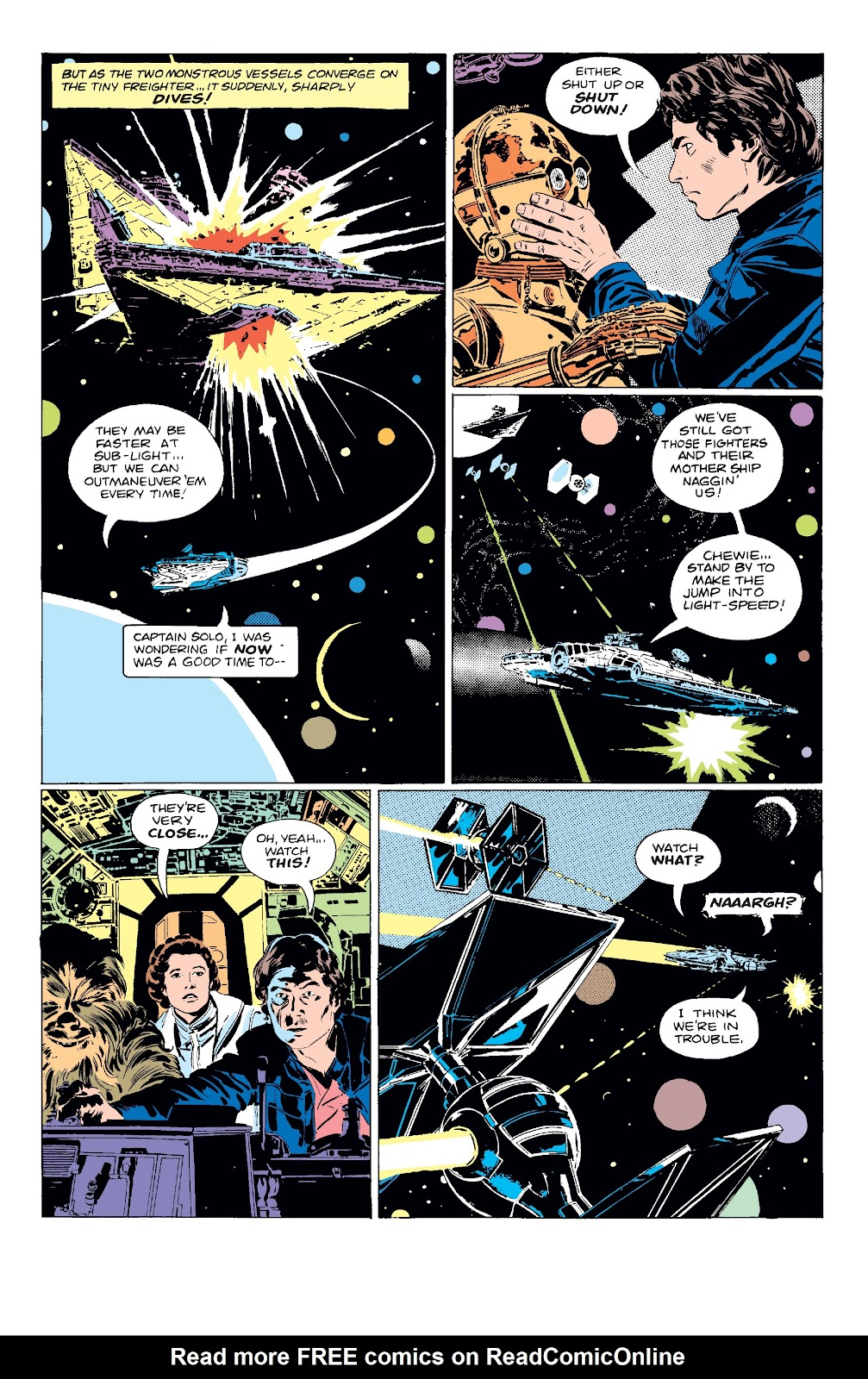 Read online Star Wars Legends: The Original Marvel Years - Epic Collection comic -  Issue # TPB 3 (Part 1) - 52