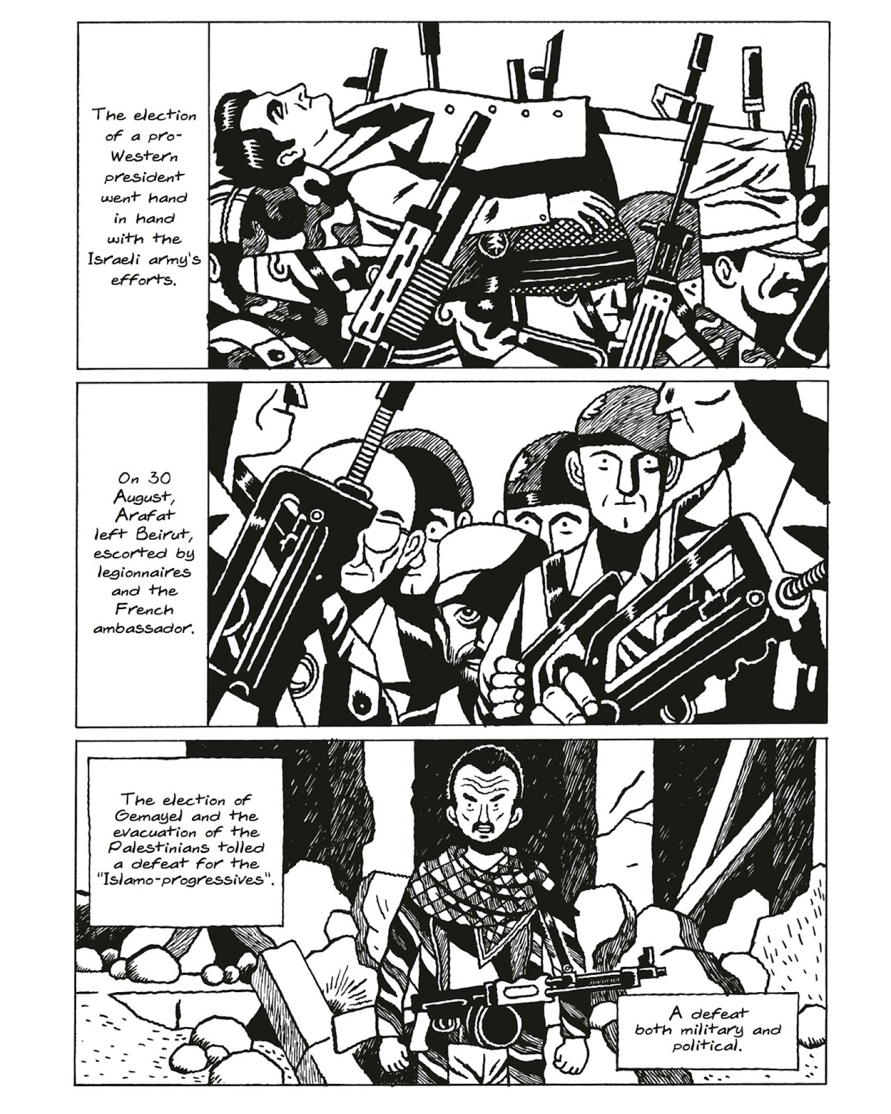 Best of Enemies: A History of US and Middle East Relations issue TPB_2 - Page 91