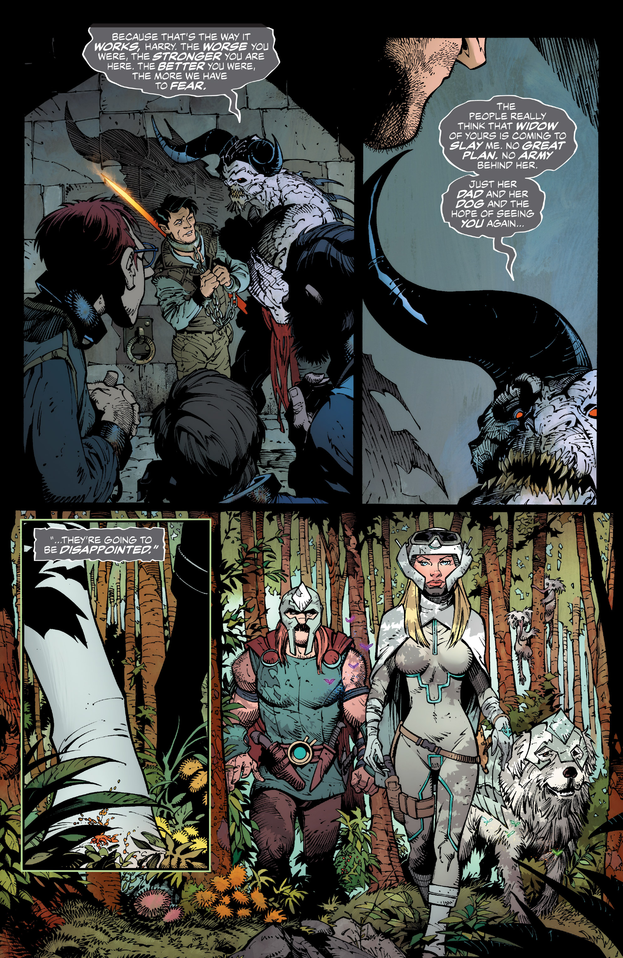 Read online Reborn comic -  Issue #6 - 7