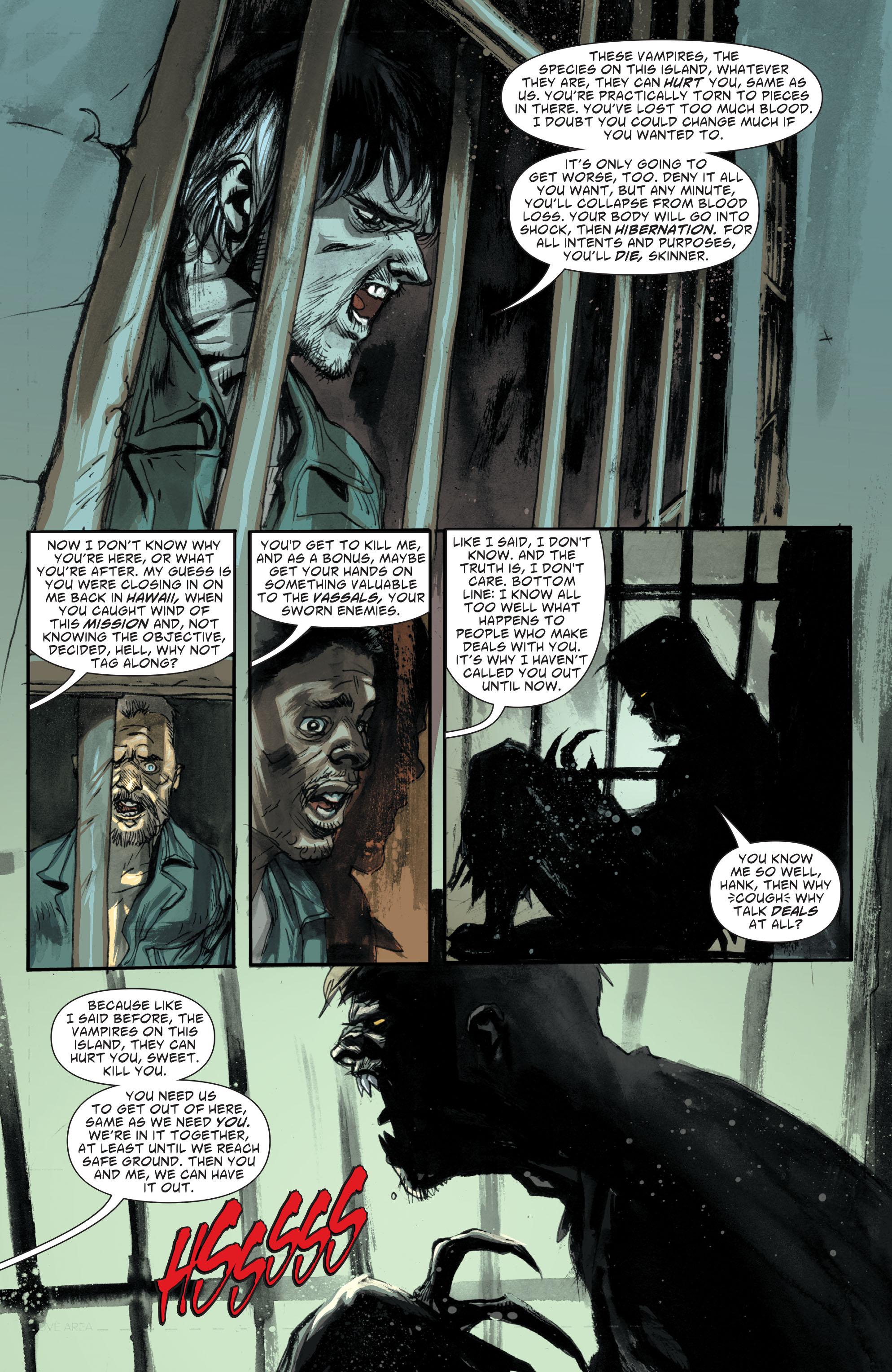 Read online American Vampire comic -  Issue #16 - 16
