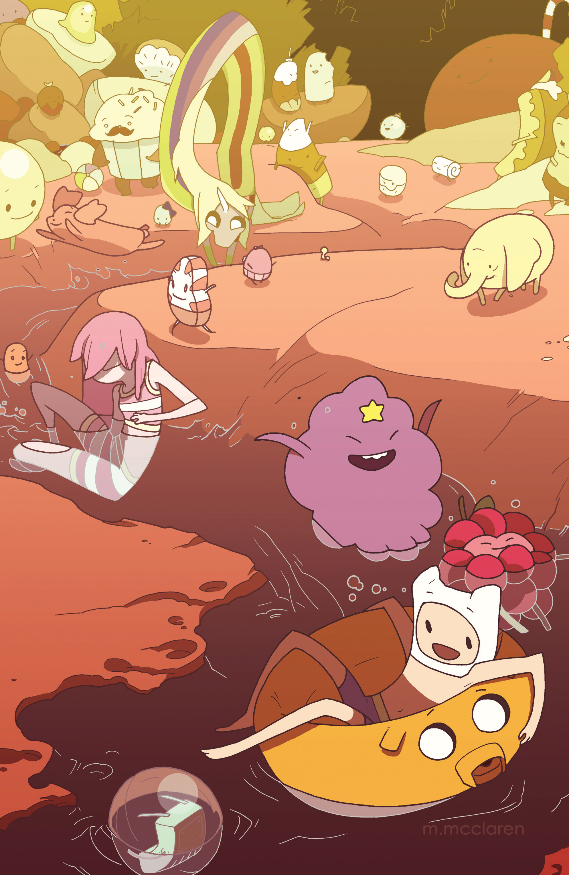 Read online Adventure Time comic -  Issue #Adventure Time _Annual 1 - 4