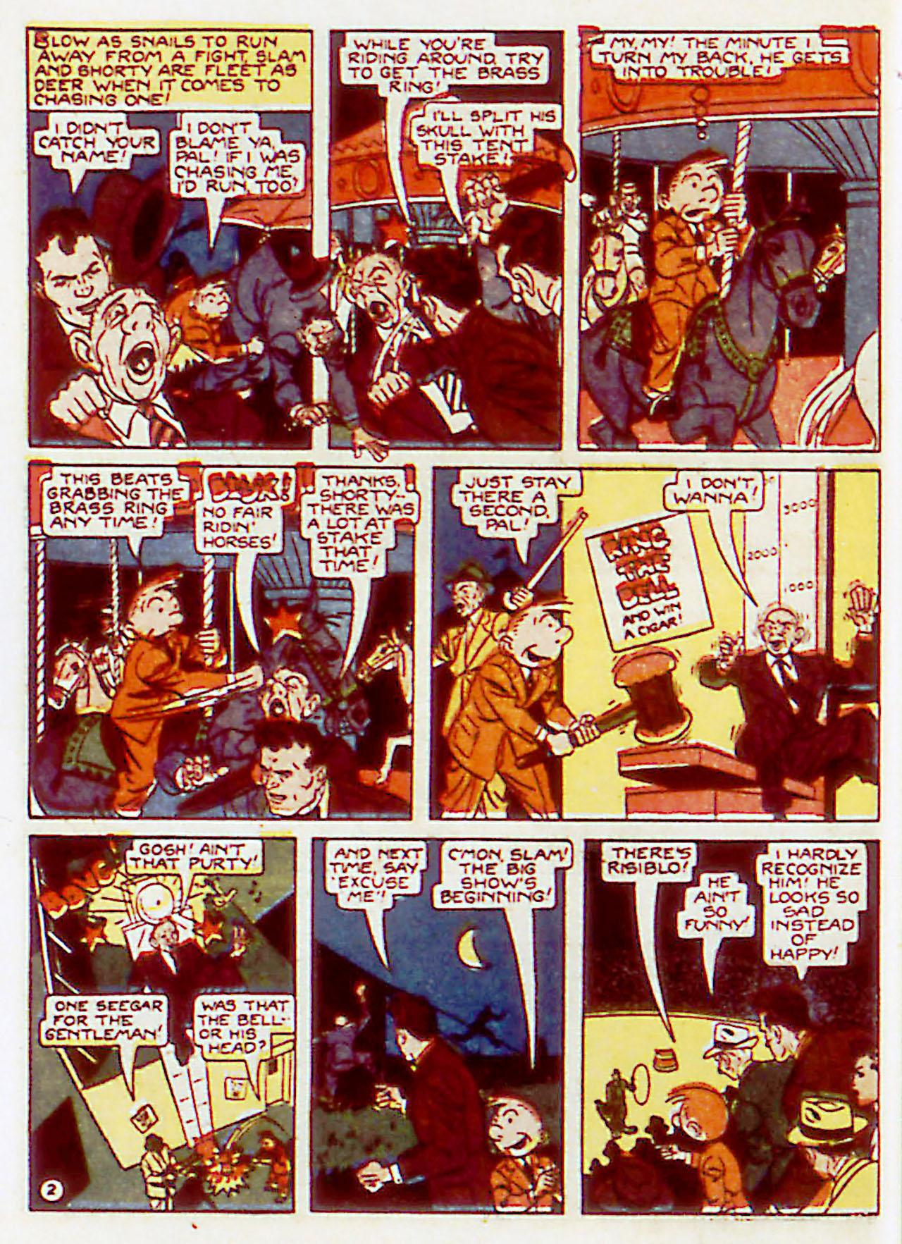 Read online Detective Comics (1937) comic -  Issue #71 - 60