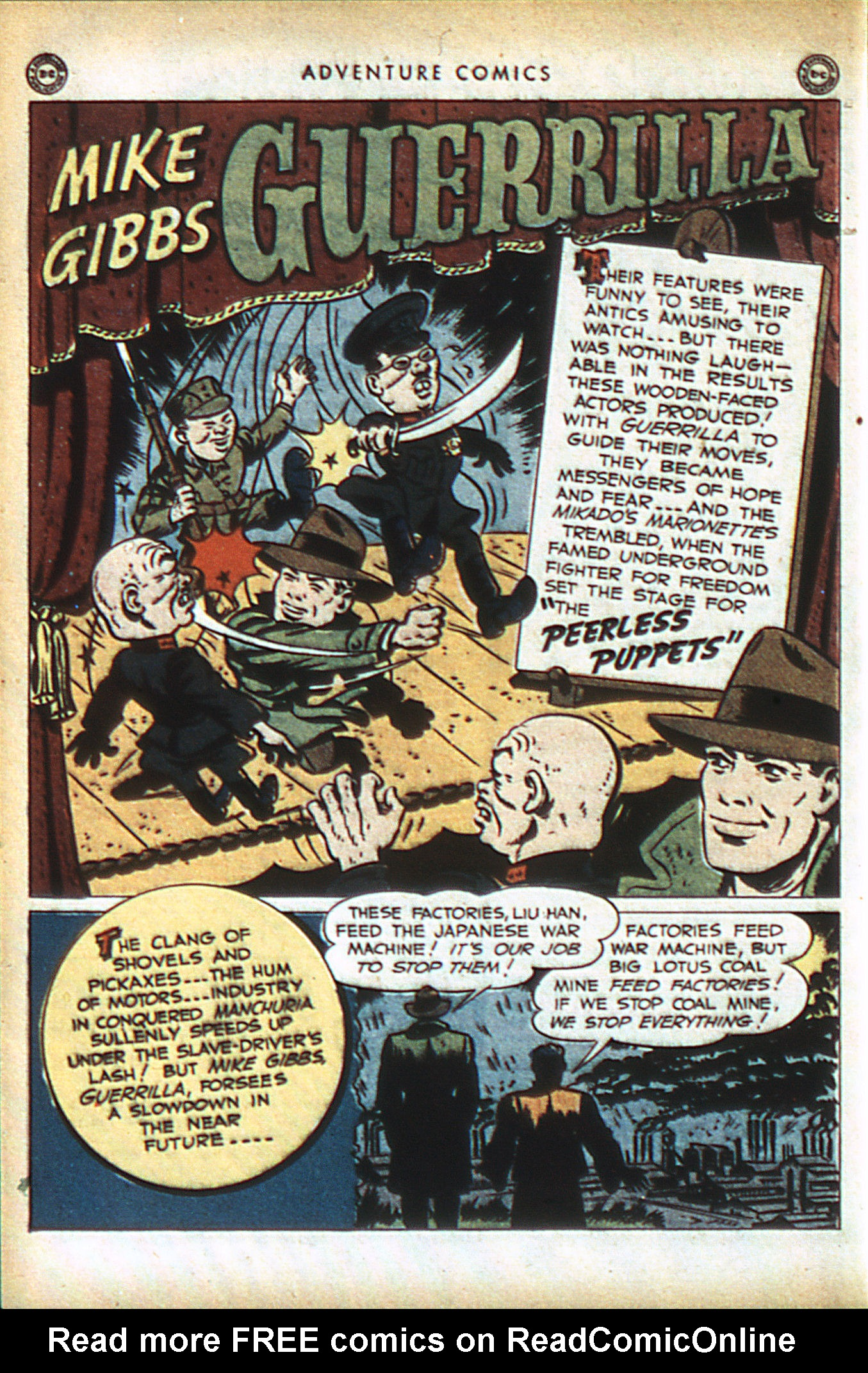 Read online Adventure Comics (1938) comic -  Issue #93 - 43