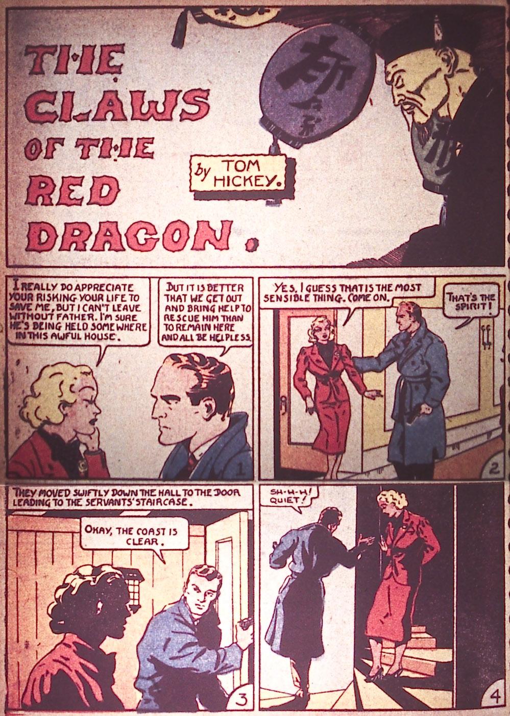 Detective Comics (1937) 6 Page 21