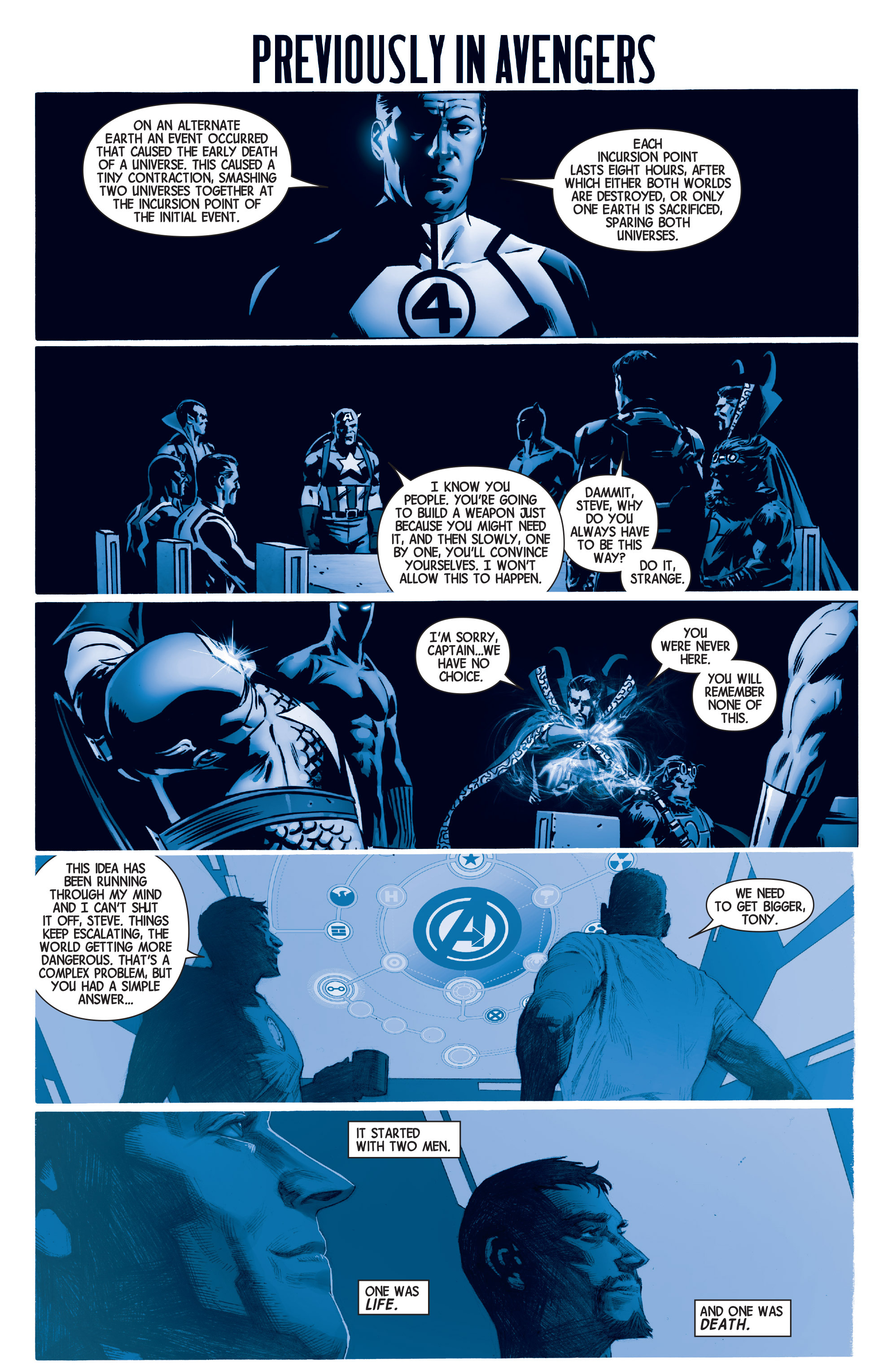 Read online Avengers (2013) comic -  Issue #29 - 2
