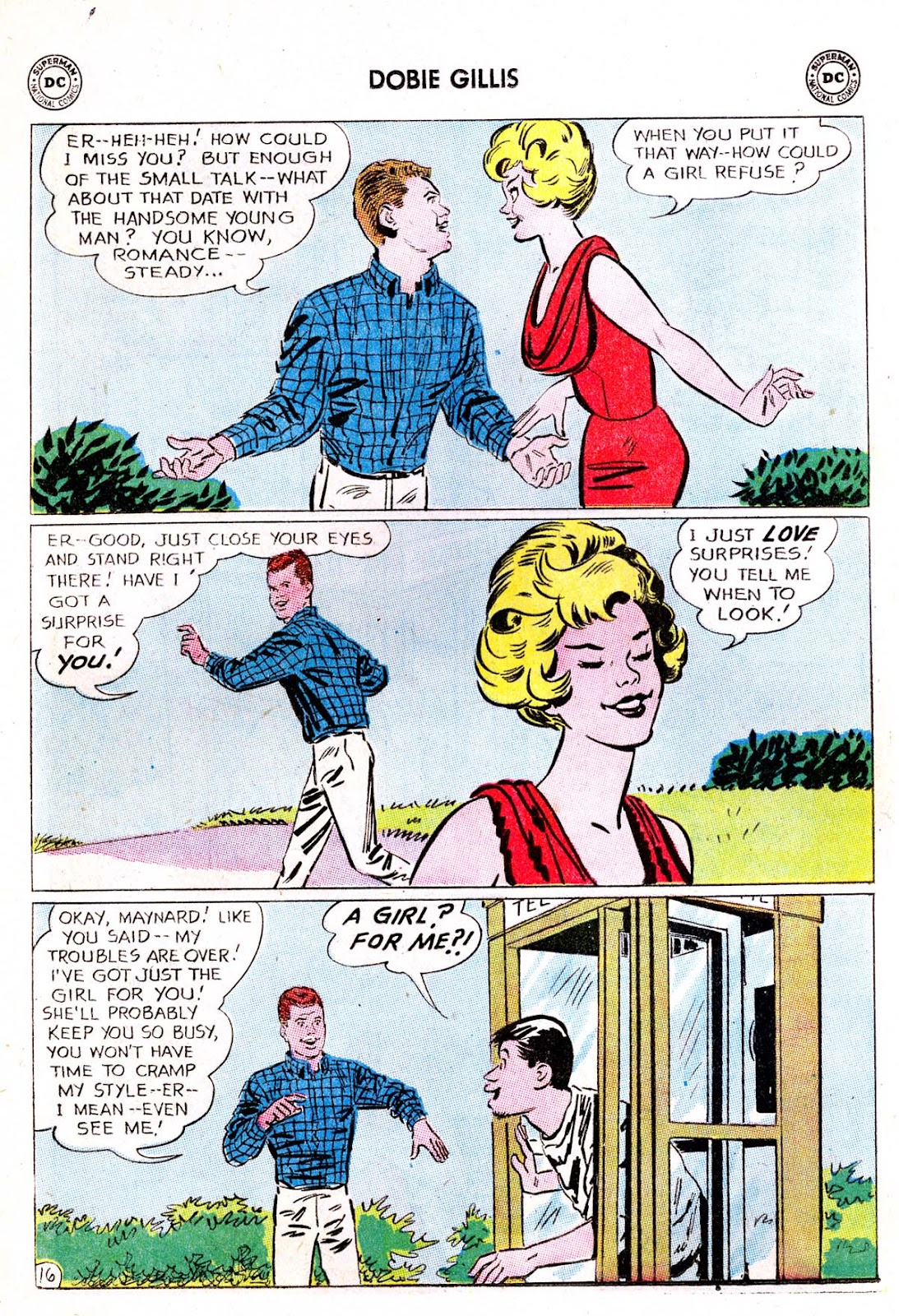 Many Loves of Dobie Gillis issue 21 - Page 20