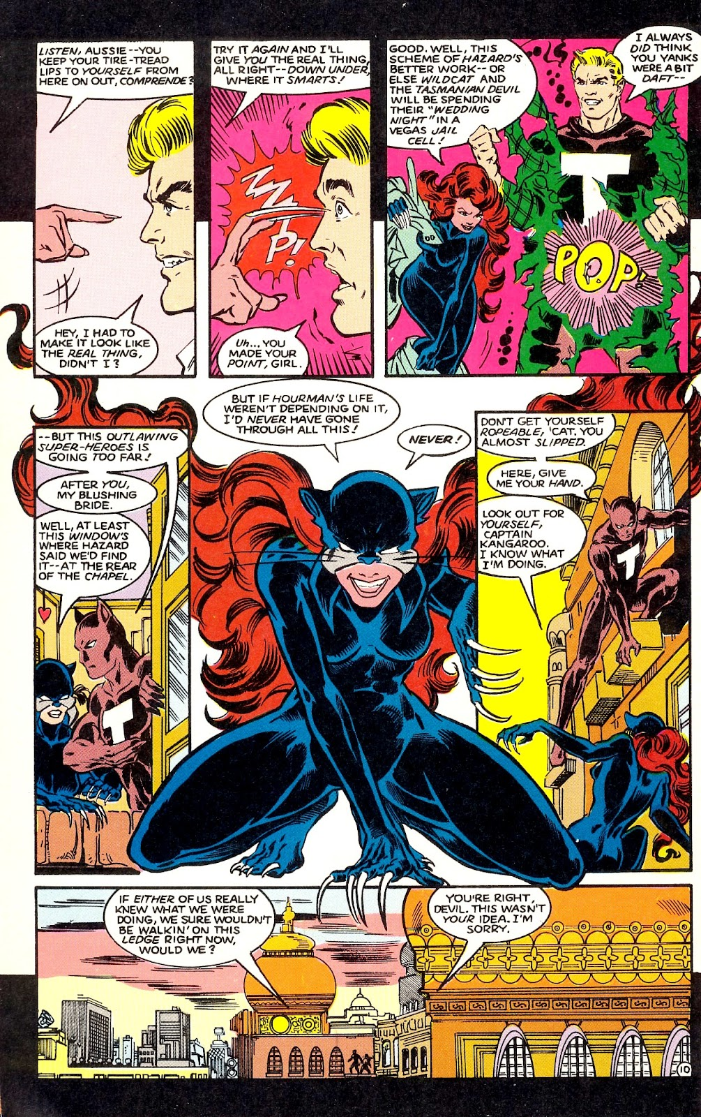 Infinity Inc. (1984) issue 35 - Page 12