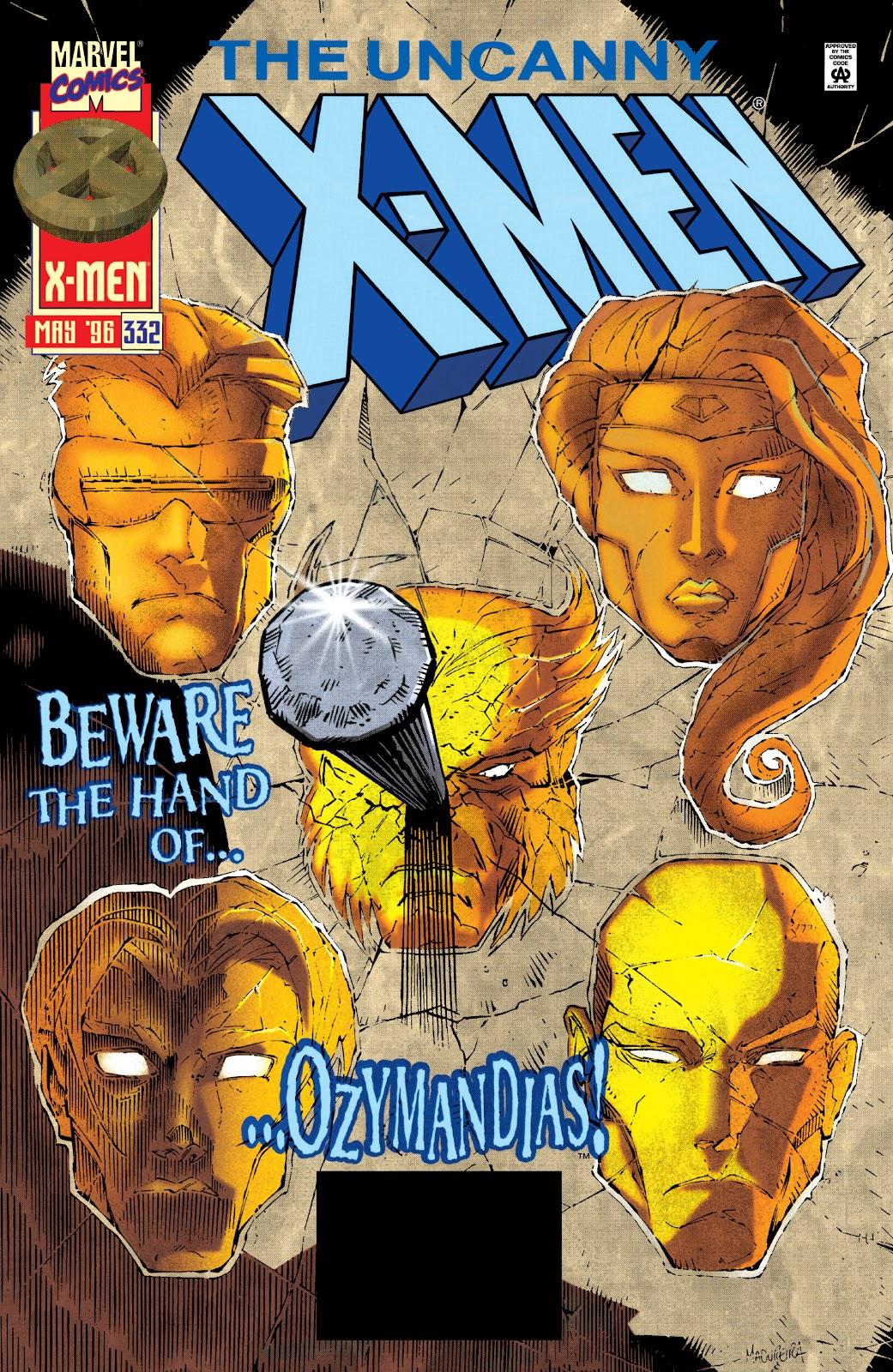 Uncanny X-Men (1963) 332 Page 1