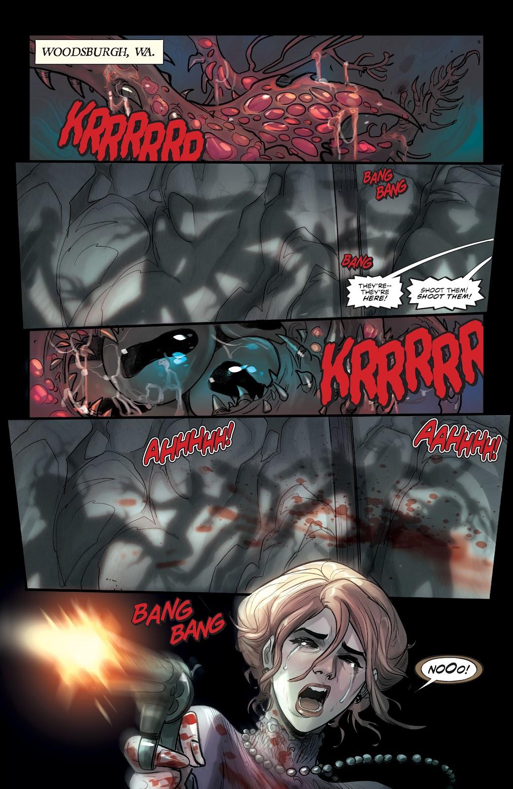Read online Mirka Andolfo's Mercy comic -  Issue #1 - 3