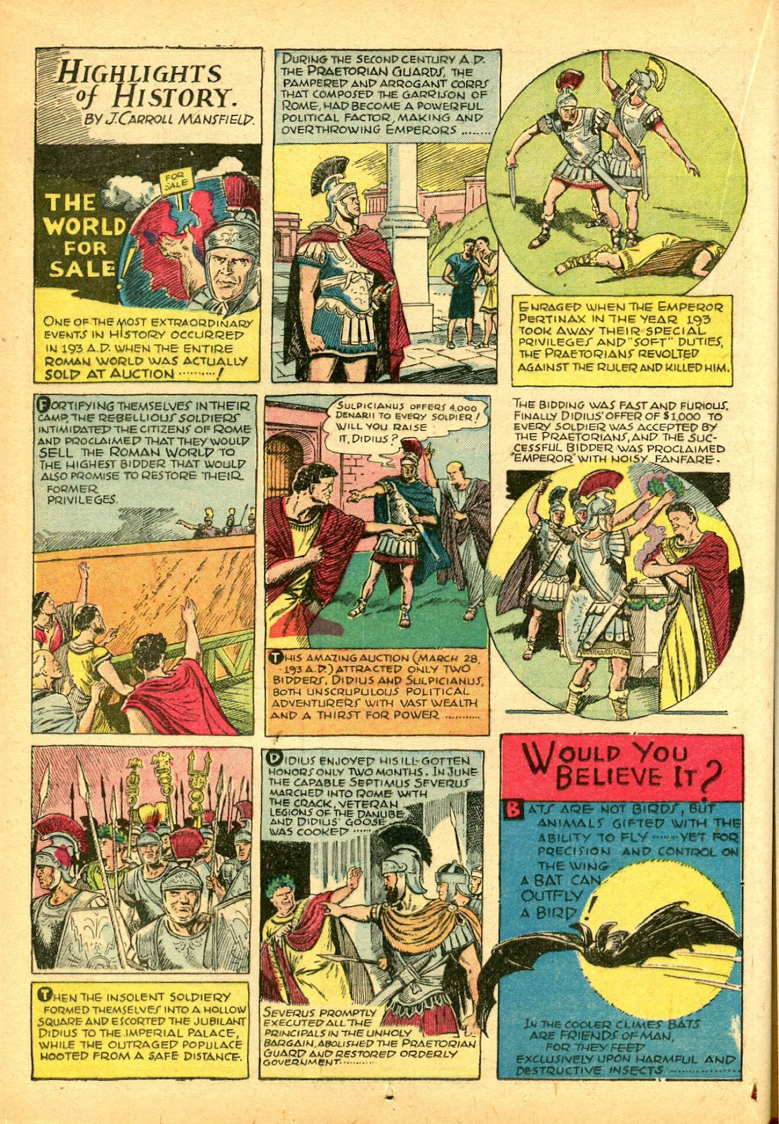 Read online Famous Funnies comic -  Issue #108 - 30