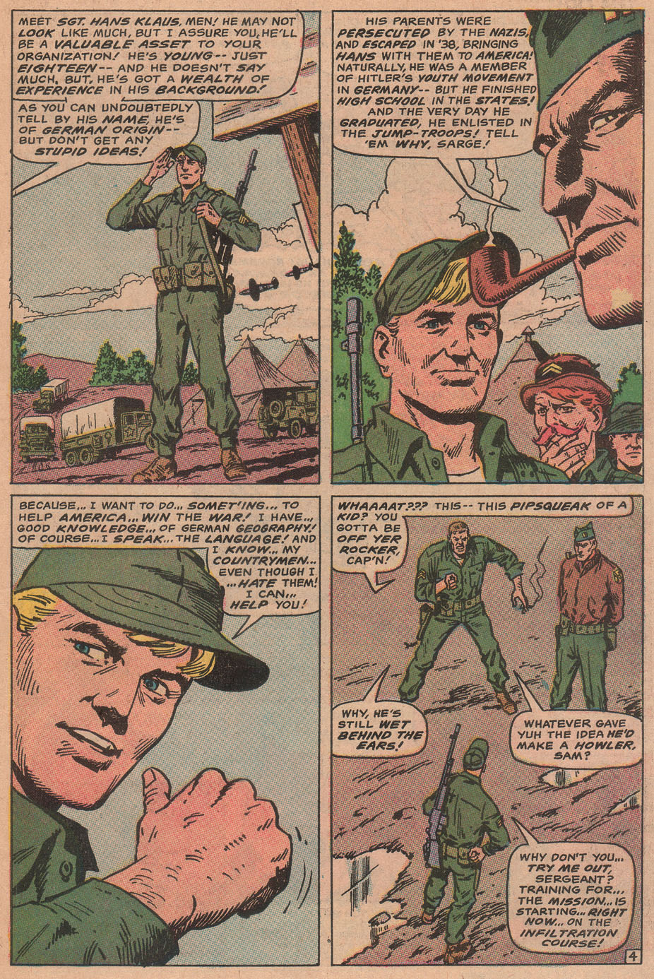 Read online Sgt. Fury comic -  Issue #77 - 7