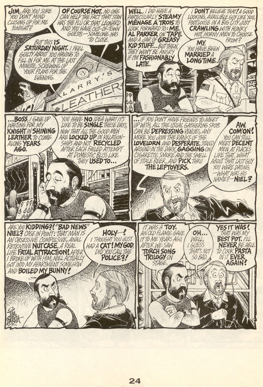Gay Comix (Gay Comics) issue _Special_1 - Page 27