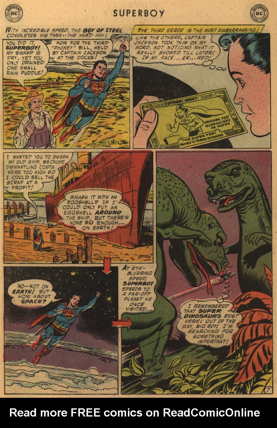 Superboy (1949) issue 51 - Page 23