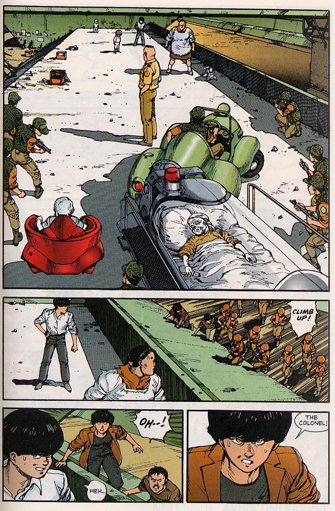 Read online Akira comic -  Issue #15 - 60