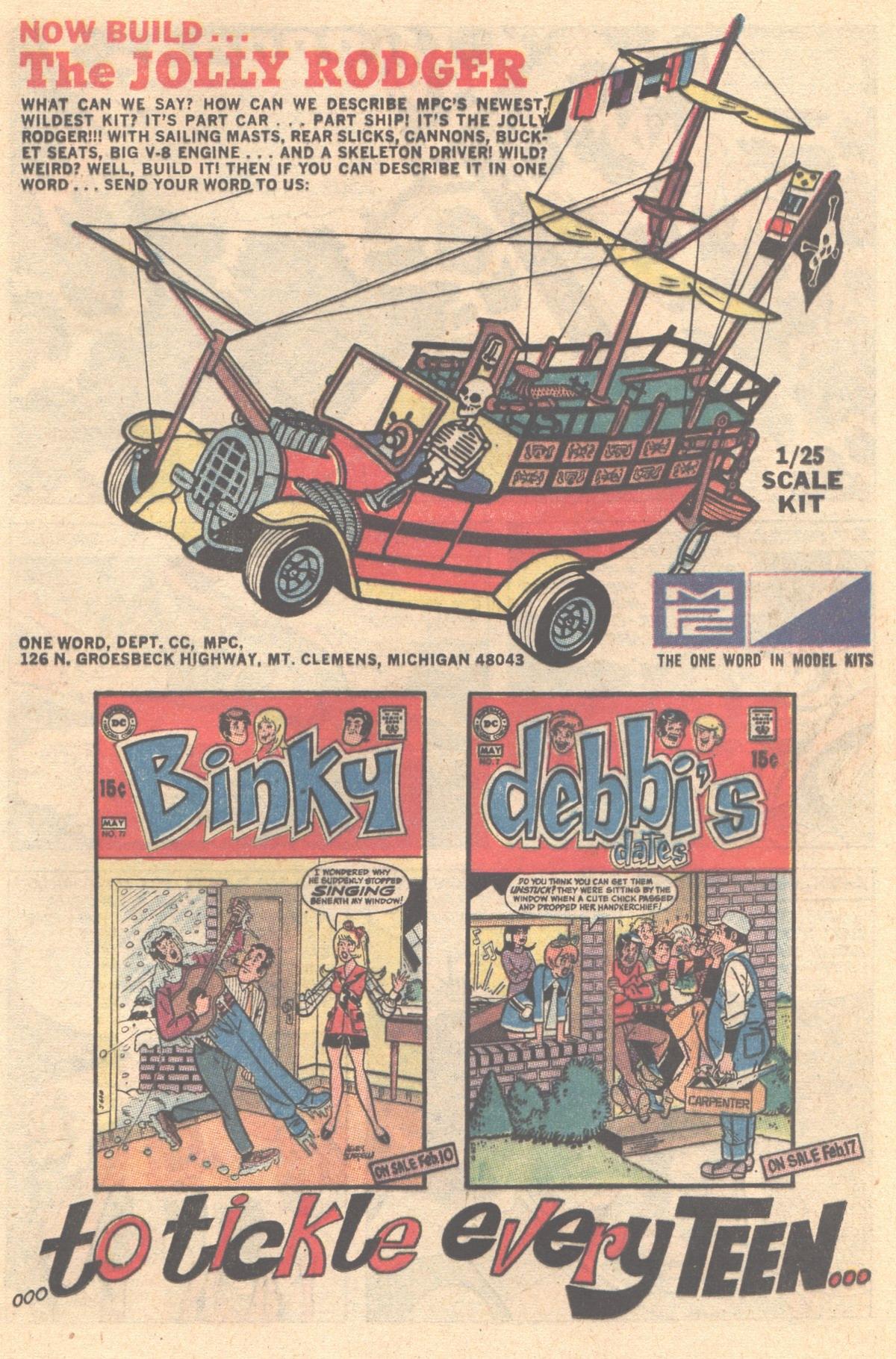 Read online Adventure Comics (1938) comic -  Issue #392 - 25