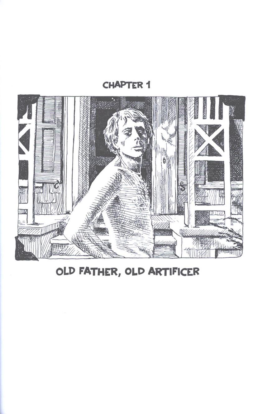 Read online Fun Home: A Family Tragicomic comic -  Issue # TPB - 8