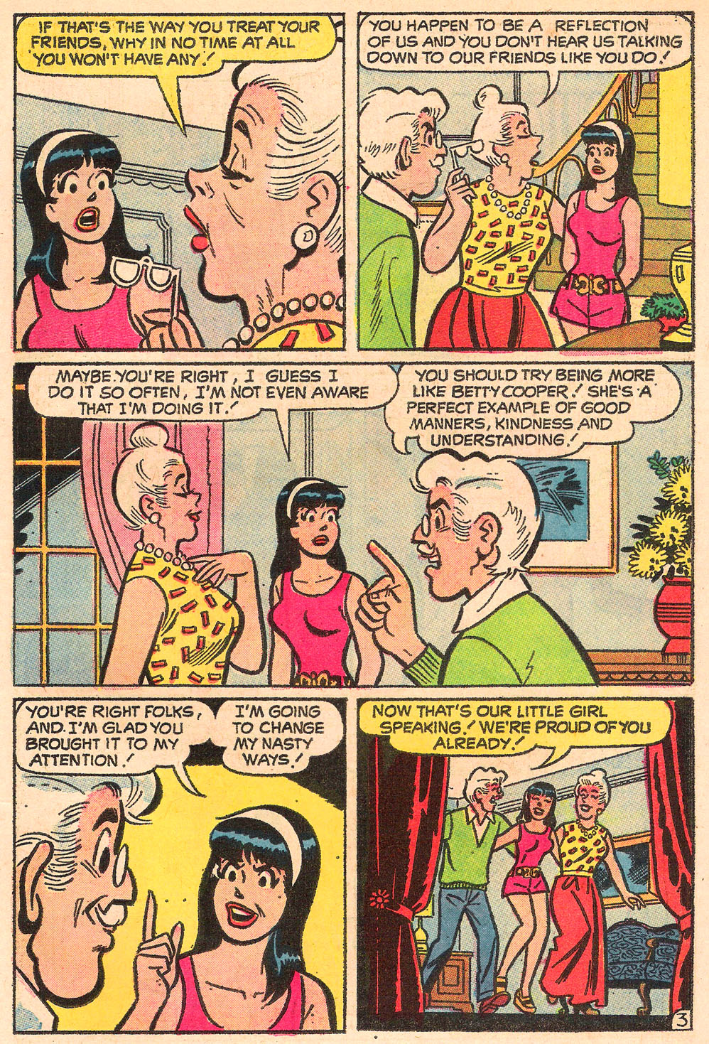 Read online Archie's Girls Betty and Veronica comic -  Issue #205 - 15