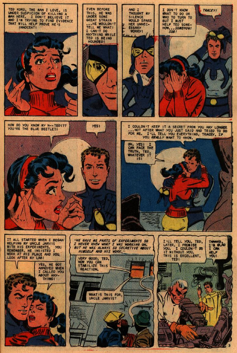 Blue Beetle (1967) issue 2 - Page 5