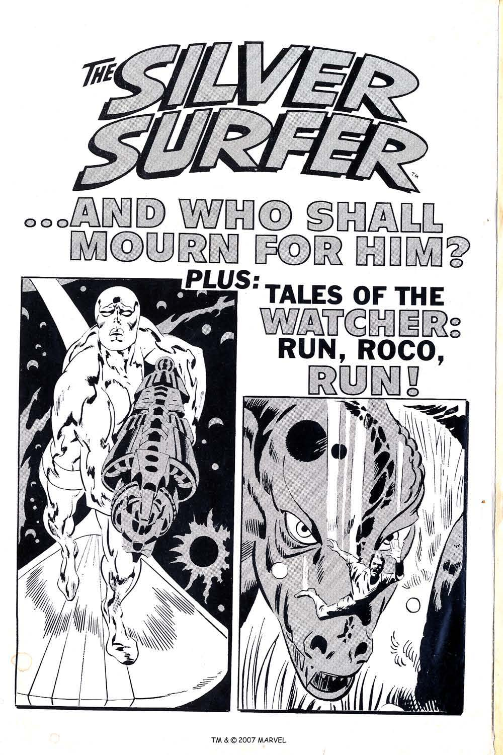 Silver Surfer (1968) issue 5 - Page 2