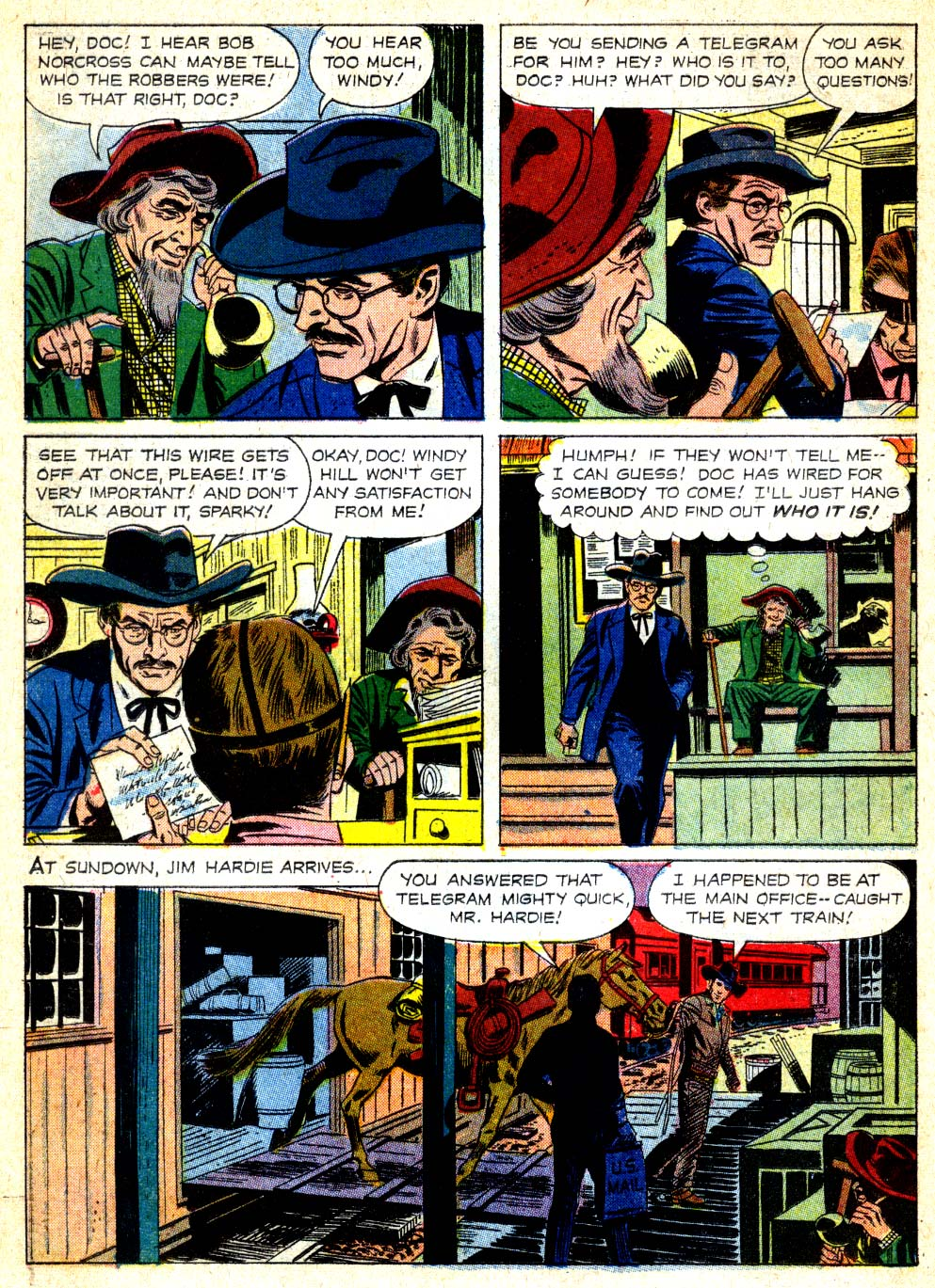Four Color Comics issue 1075 - Page 22