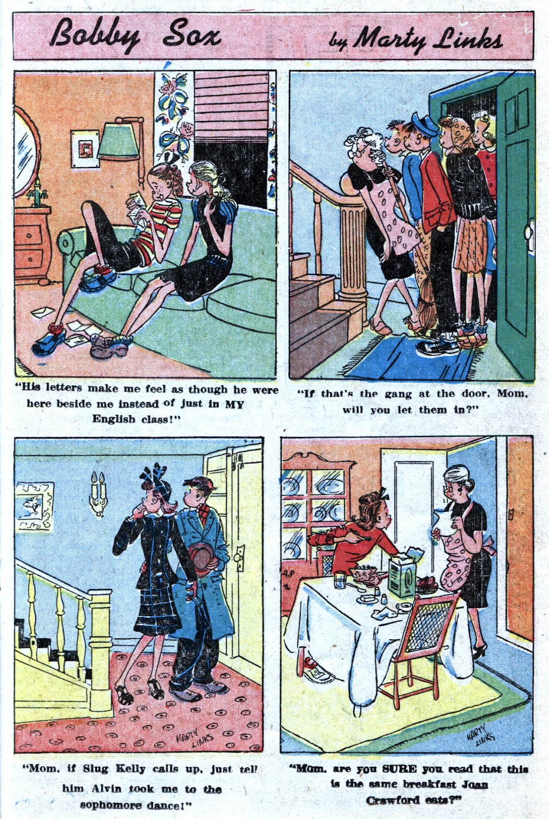 Read online Famous Funnies comic -  Issue #173 - 29