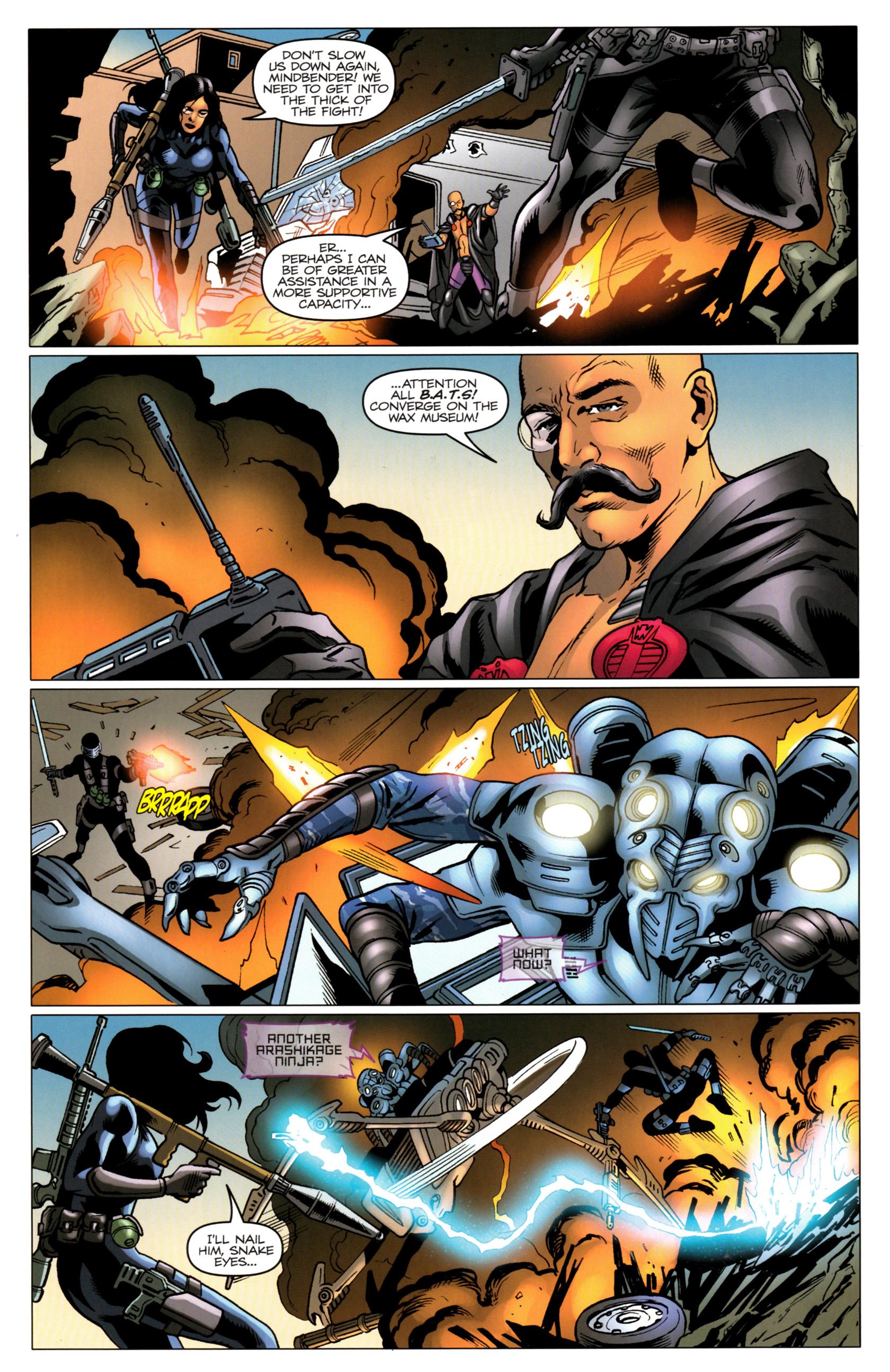 G.I. Joe: A Real American Hero 179 Page 10