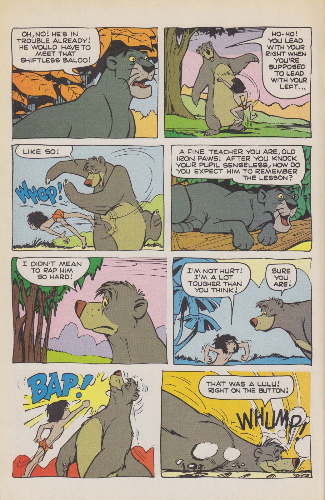 Read online The Jungle Book comic -  Issue # Full - 22