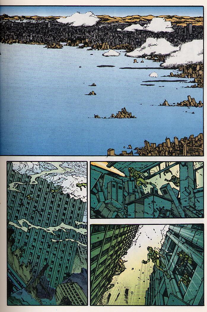 Read online Akira comic -  Issue #17 - 72