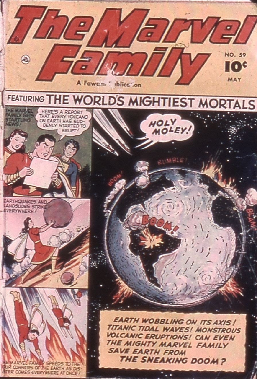 The Marvel Family 59 Page 1