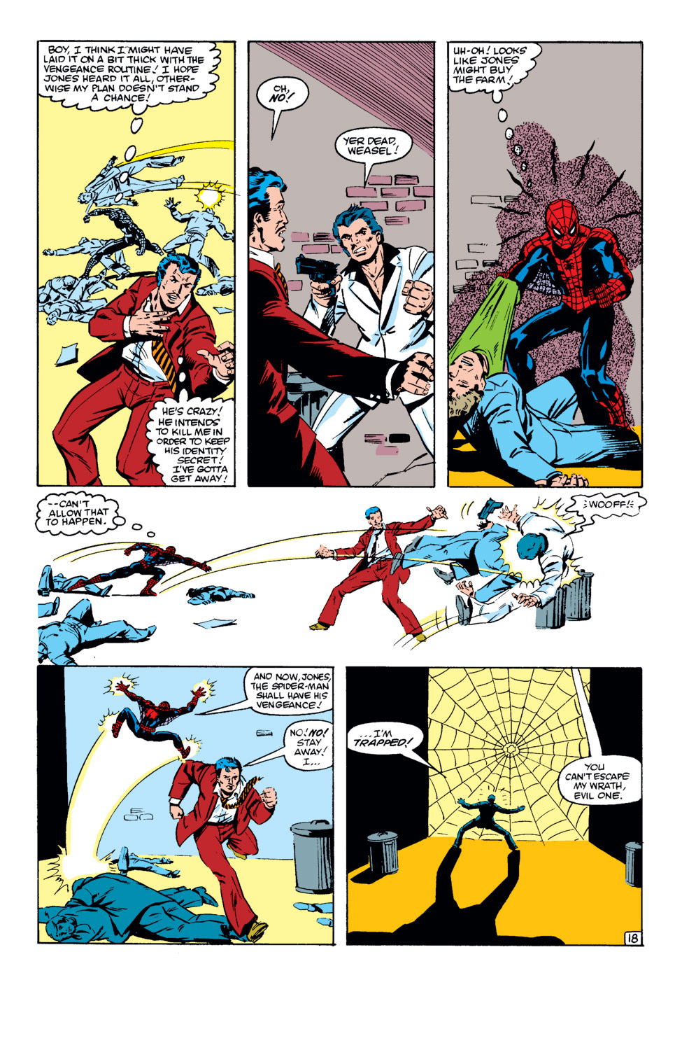 The Amazing Spider-Man (1963) 262 Page 18