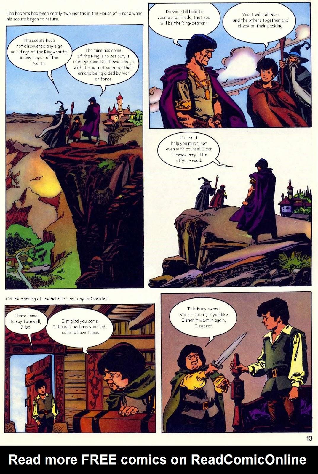 El Señor de los Anillos issue 2 - Page 10