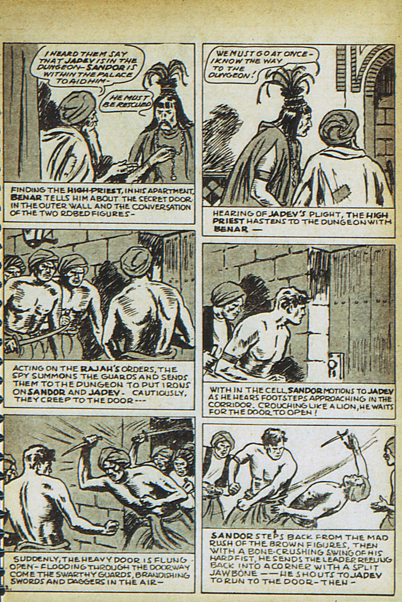 Read online Adventure Comics (1938) comic -  Issue #23 - 51
