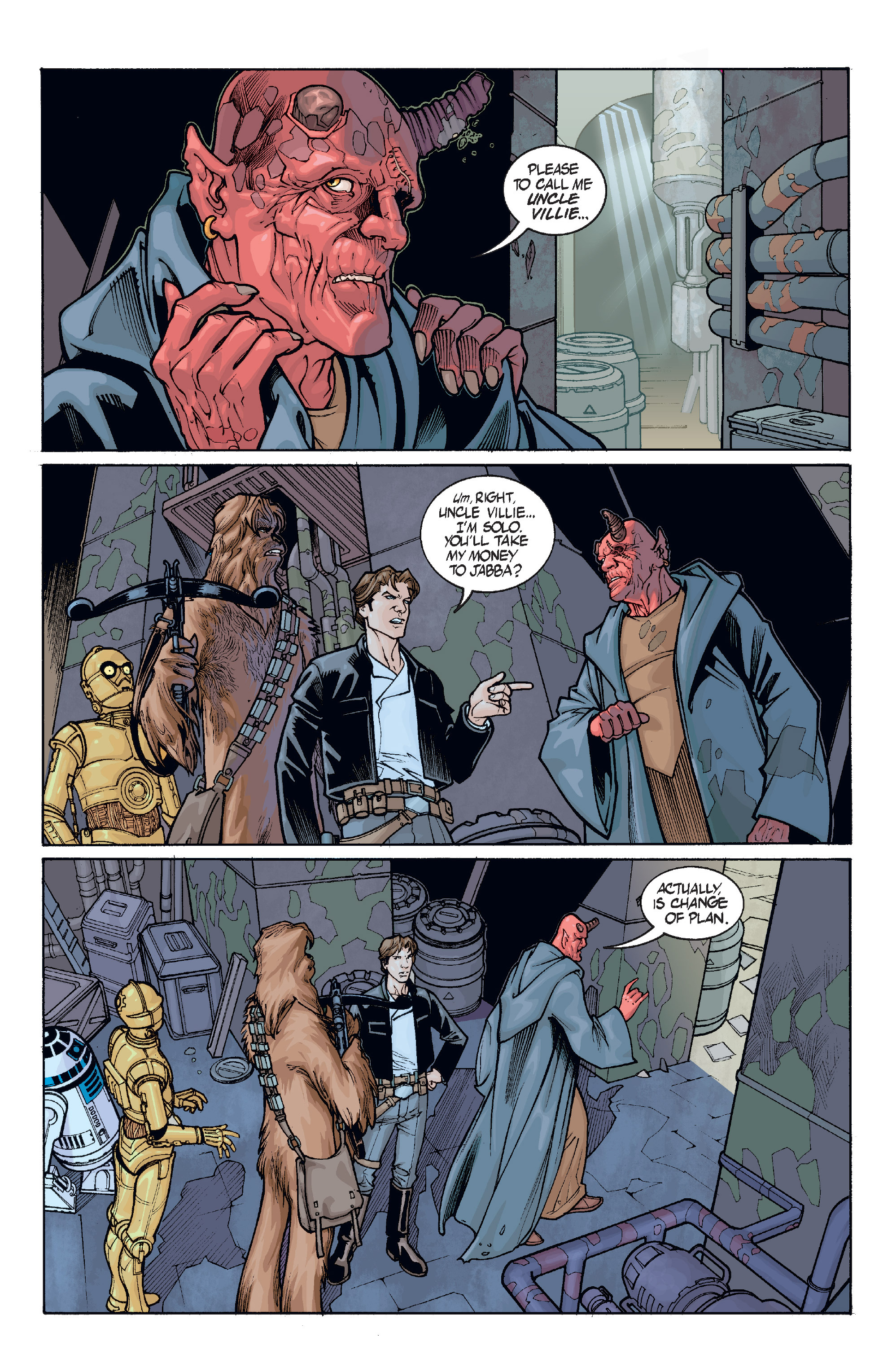 Read online Star Wars Omnibus comic -  Issue # Vol. 27 - 147