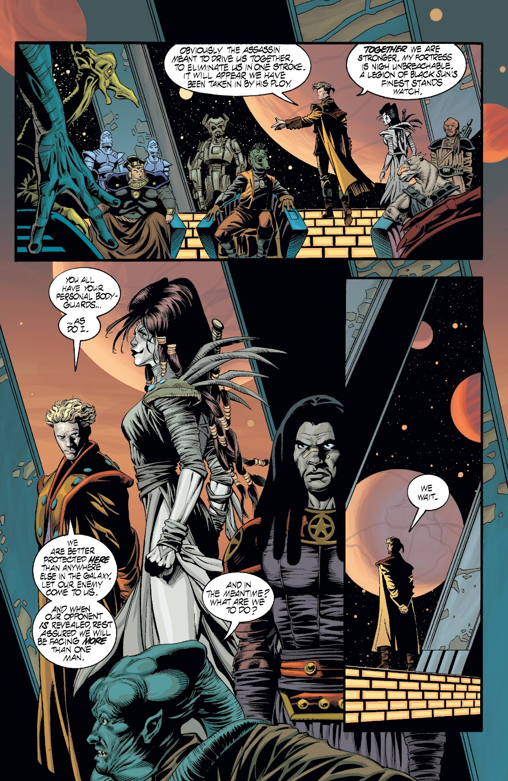 Read online Star Wars Legends: Rise of the Sith - Epic Collection comic -  Issue # TPB 2 (Part 2) - 93
